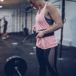 🏋️♀️ Weight Lifting Belt 🏋️♀️